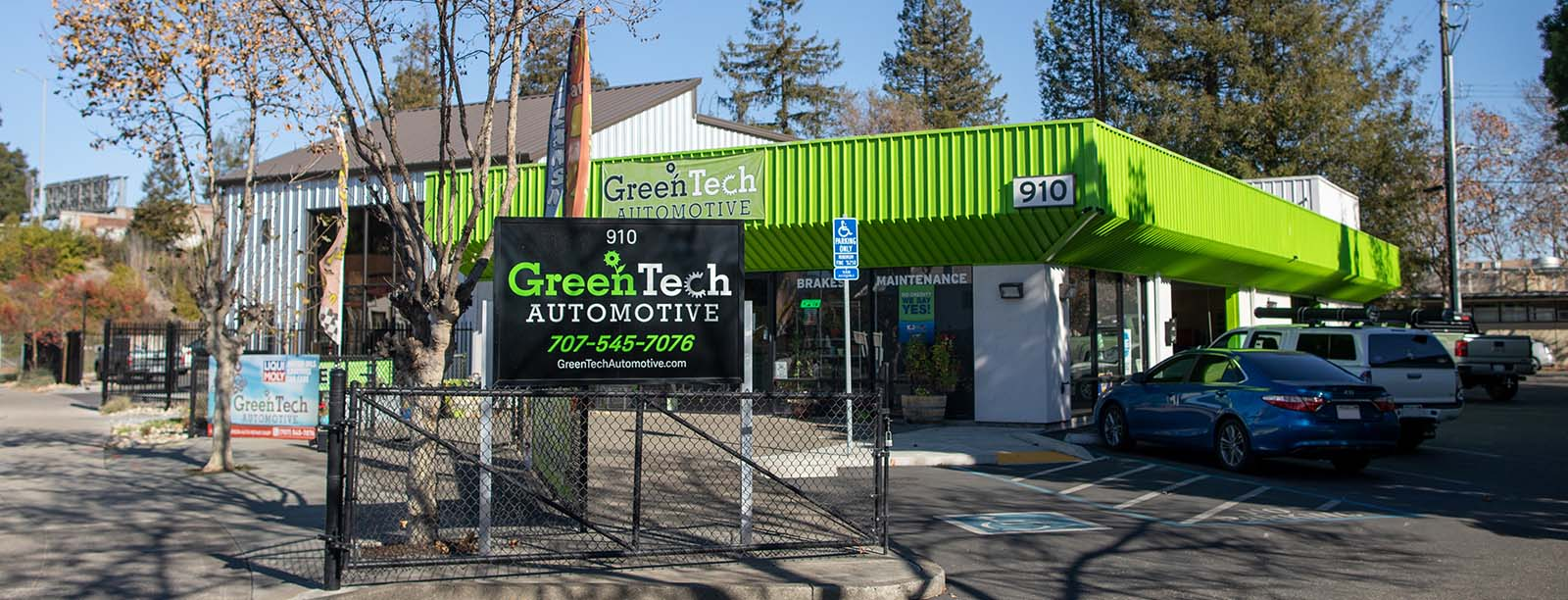 GreenTech Automotive